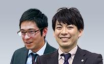 早川 将和 先生 西岡 祐輔 先生