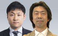 曽和 利光 先生 豊田 義博 先生