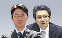 西岡 秀樹 先生&藤沼 隆志 先生