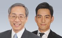 玉越 賢治 先生,伊藤 良太 先生