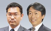 佐藤 信祐 先生 土屋 勝裕 先生