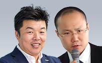 吉川 正明 先生 勝又 健太郎 先生