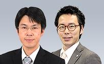 白井 一馬 先生 北詰 健太郎 先生