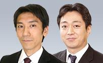 高橋 健悟 先生 藤原 琢也 先生