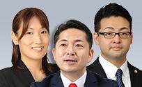 村上 嘉奈子 先生,鈴木 和生 先生,白岩 大樹 先生